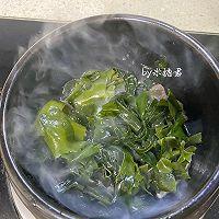 冬季暖胃:韩式海带汤的做法图解5