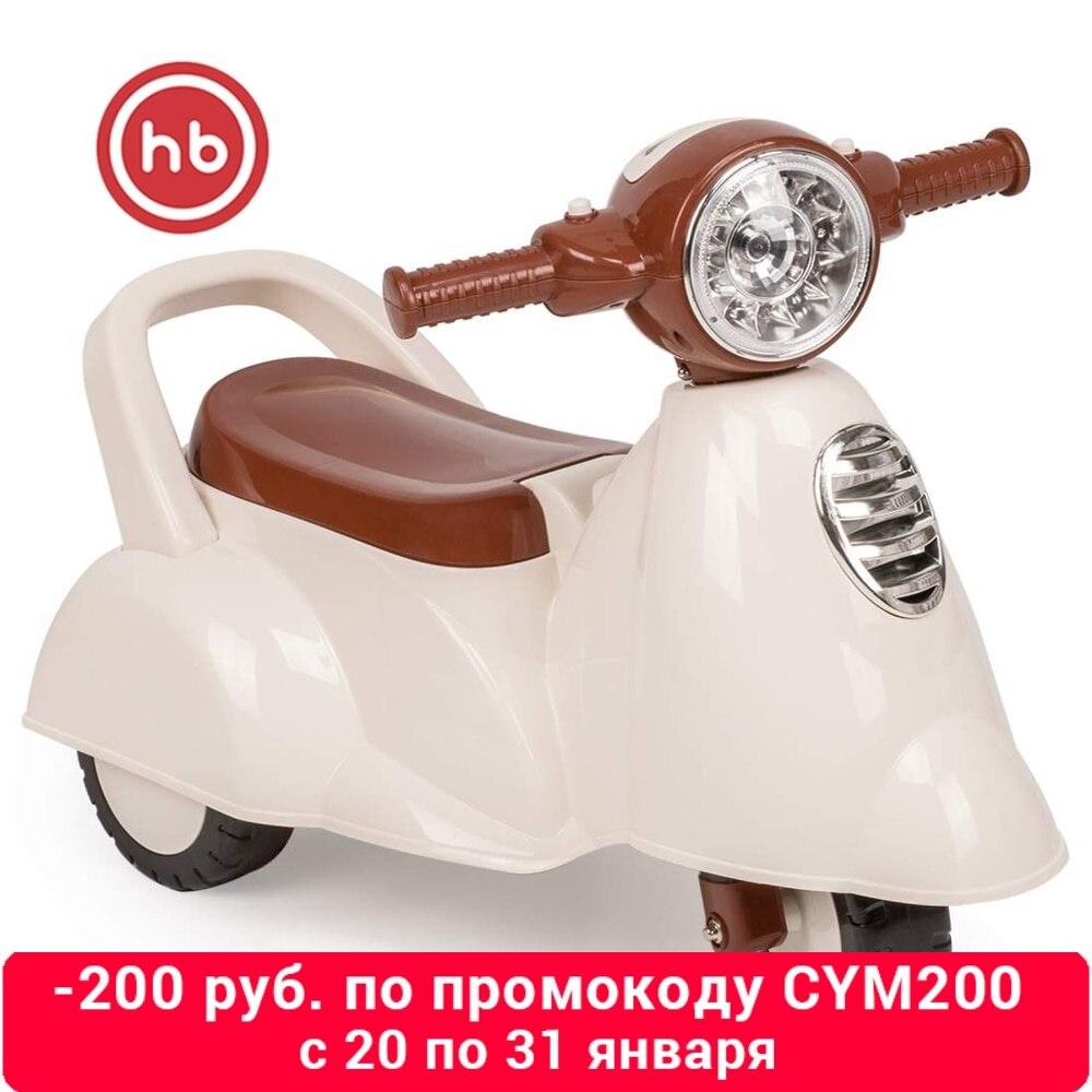 Diecasts & jouets véhicules Happy Baby 50014 moto-gurney voiture apprendre à marcher pour les garçons et les filles pour les enfants moto métal