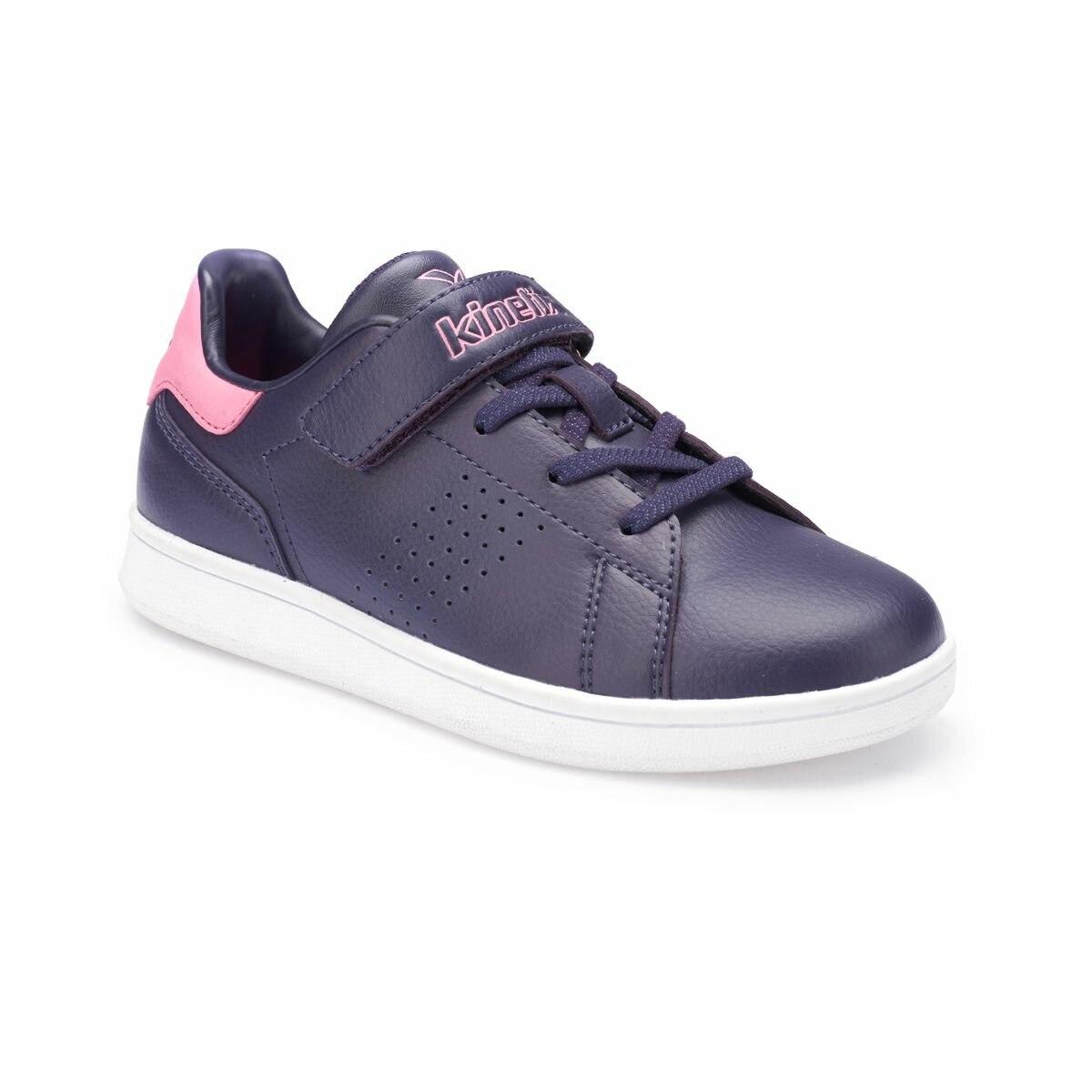 FLO PLAIN J Purple Female Child Sneaker Shoes KINETIX