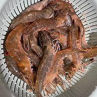 白灼虾的做法图解1