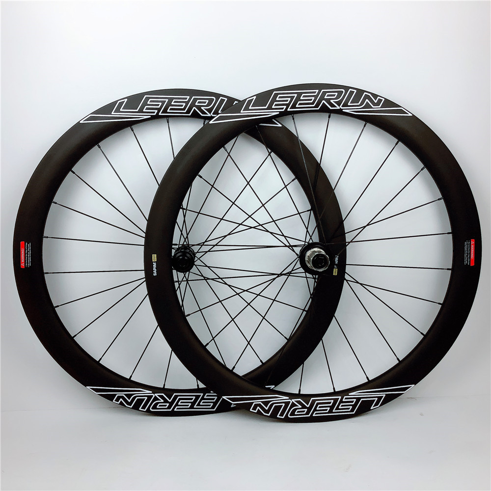 Free 1  DAY Shiping 50mm Clincher Carbon Road Bicycle Wheelset bike wheels 700C