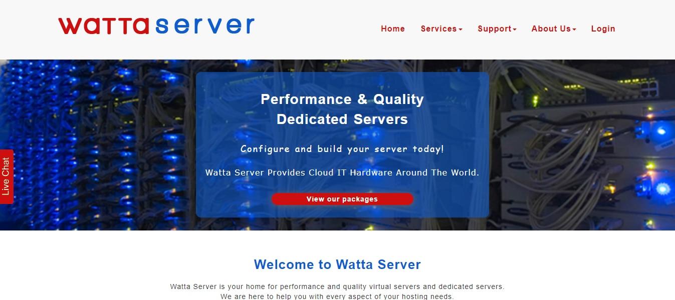 Watta Server