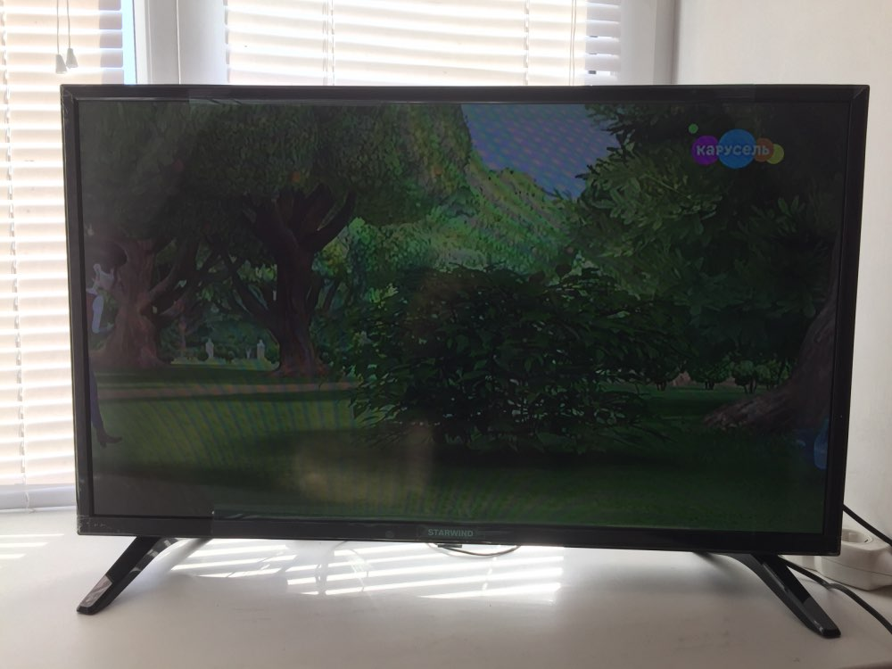 "TV 32"" StarWind SW LED32BA201 HD 3039inchTV dvb dvb t dvb t2 digital