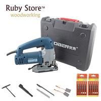 Jigsaw resistente 600 w  jigsaw das ferramentas elétricas do woodworking