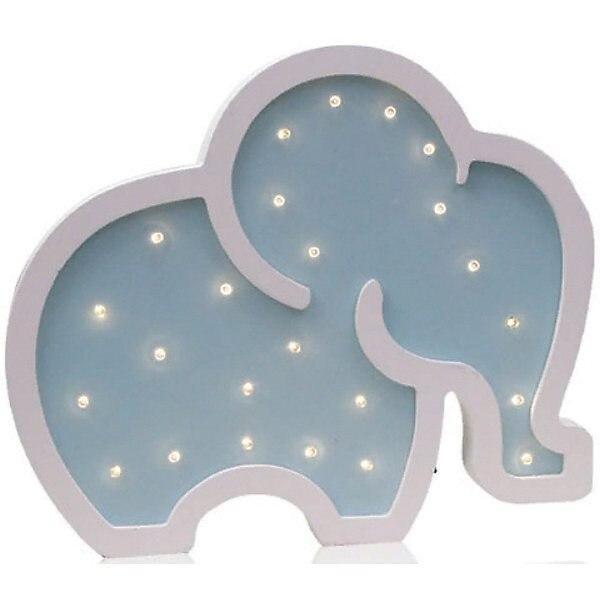 Фото - Wall light Night ray Elephant, dvd blu ray