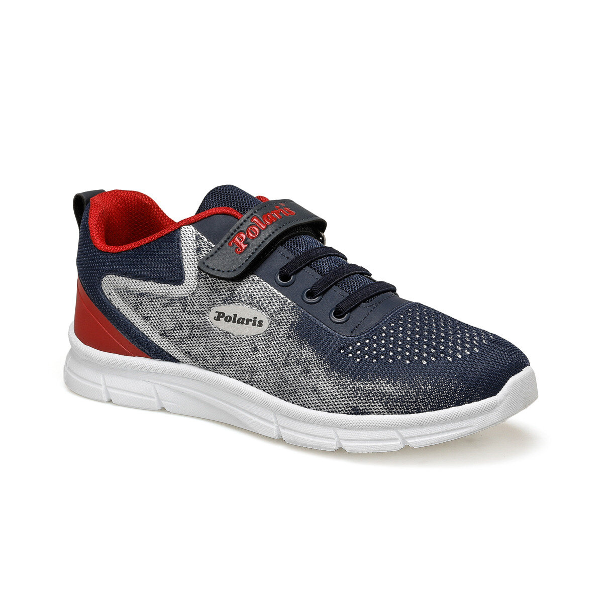 FLO 91.511206.G Navy Blue Male Child Sports Shoes Polaris