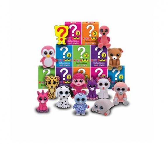 TY Mini Boos Collection Gifts For Children Fancy Cumpleanos