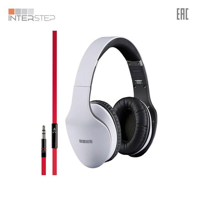 Наушники с микрофоном INTERSTEP Hdp-200