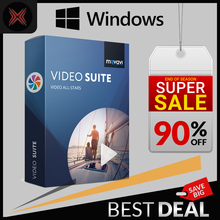 ℠ Movavi Video Suite 2021 license® for life