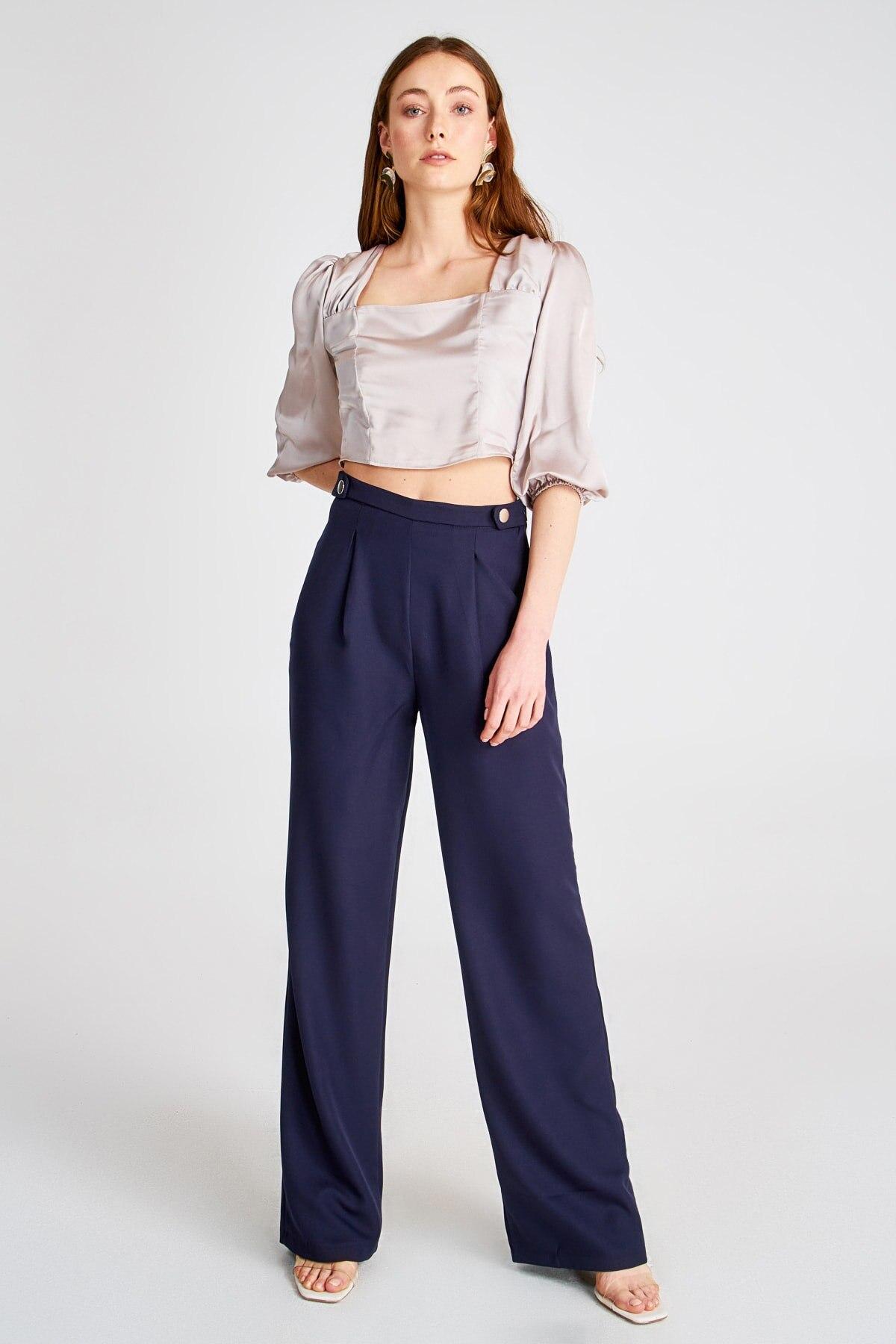 Trendyol Basic Pants TWOSS20PL0262