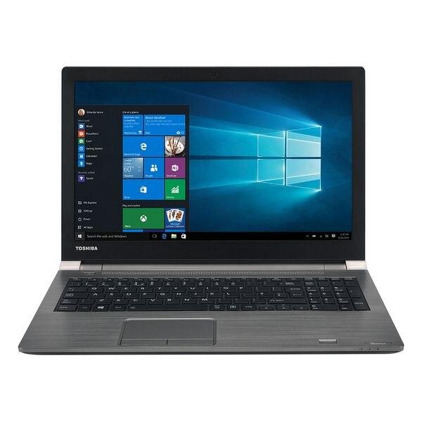 "Notebook Toshiba Tecra A50-C-37D 15,6"" I7-6500U 16 GB RAM 512 GB SSD Grey"