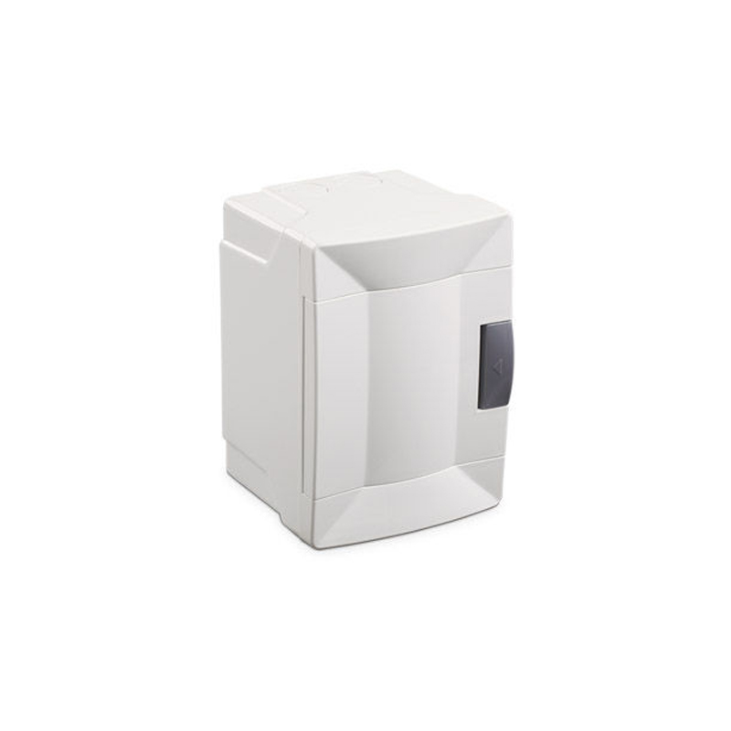 Cash Box Surface for Automatic 2 Modules IP40 free spot Halogen's lane 35mm two modules 17mm automatic material electrics Wire Junction Boxes     - title=