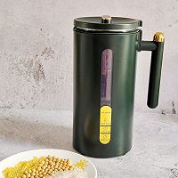 ✅健脾养胃‼️黄豆小米豆浆的做法图解1