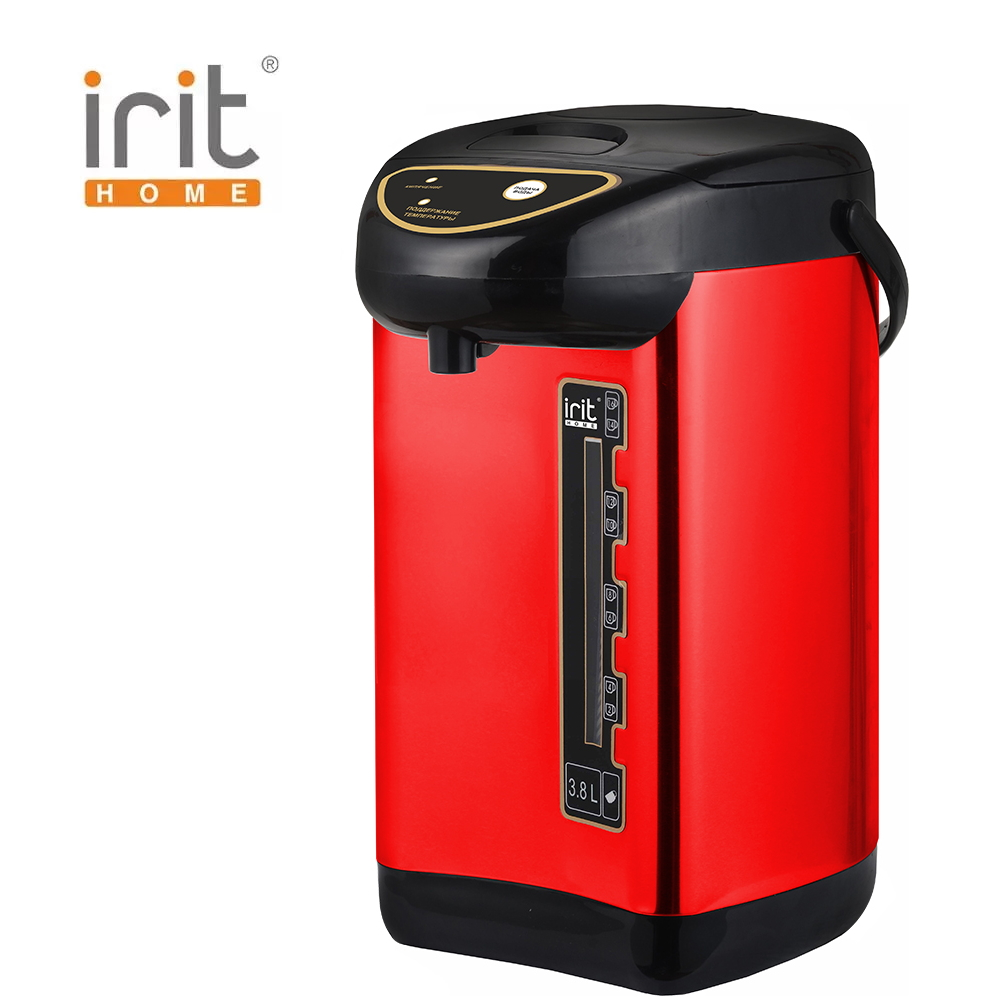Teapot warmer electric Irit IR-1420 Kettle Electric Electric kettles home kitchen appliances kettle make tea Thermo full intelligent electric teapot automatic water heater kettle full tea stove set