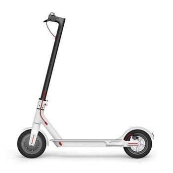 Xiaomi Mi Scooter Patinete Eléctrico Plegable Blanco 30Km