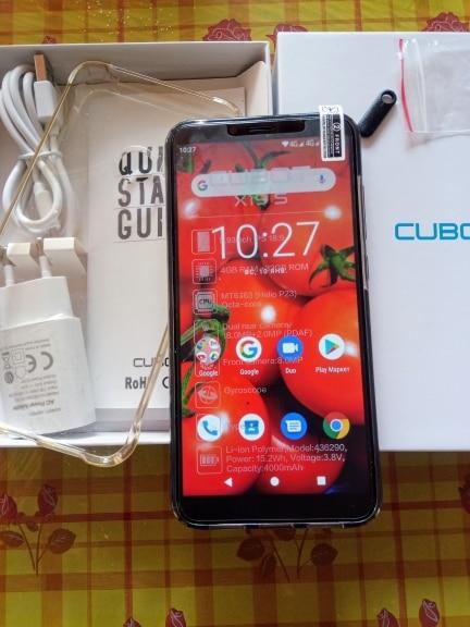 "Cubot X19 S 4GB+32GB Smartphone 5.93"" 2160*1080 FHD+ Helio P23 Octa Core Dual Camera 16MP Face ID 4000mAh Big Battery 4G LTE|Cellphones|   - AliExpress"