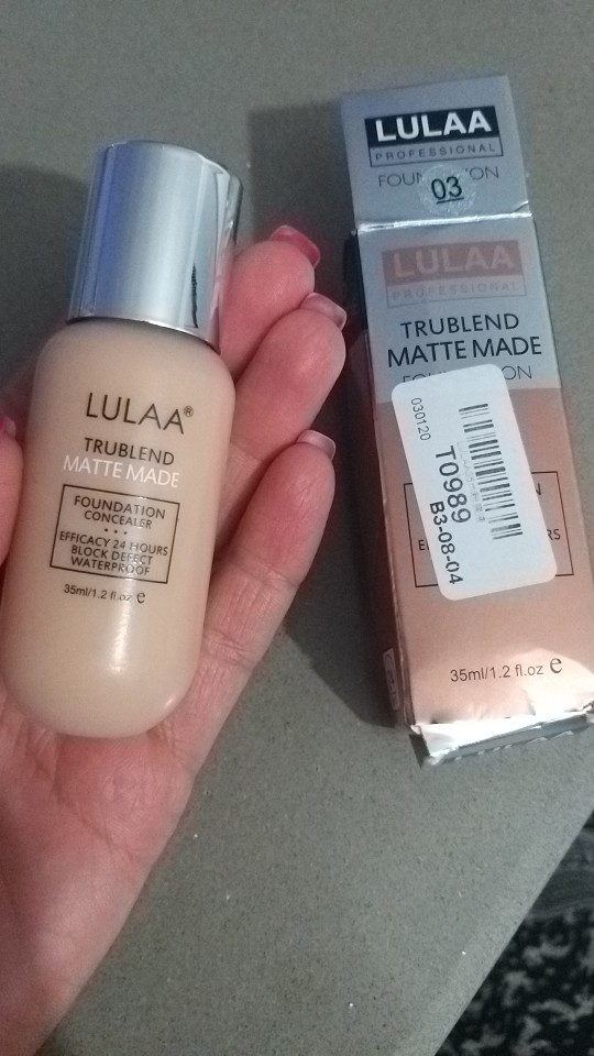 LULAA Makeup Foundation Liquid Long-lasting Full Coverage Face Concealer Base Matte Cushion Foundation Cosmetic BB CC Cream reviews №1 31914