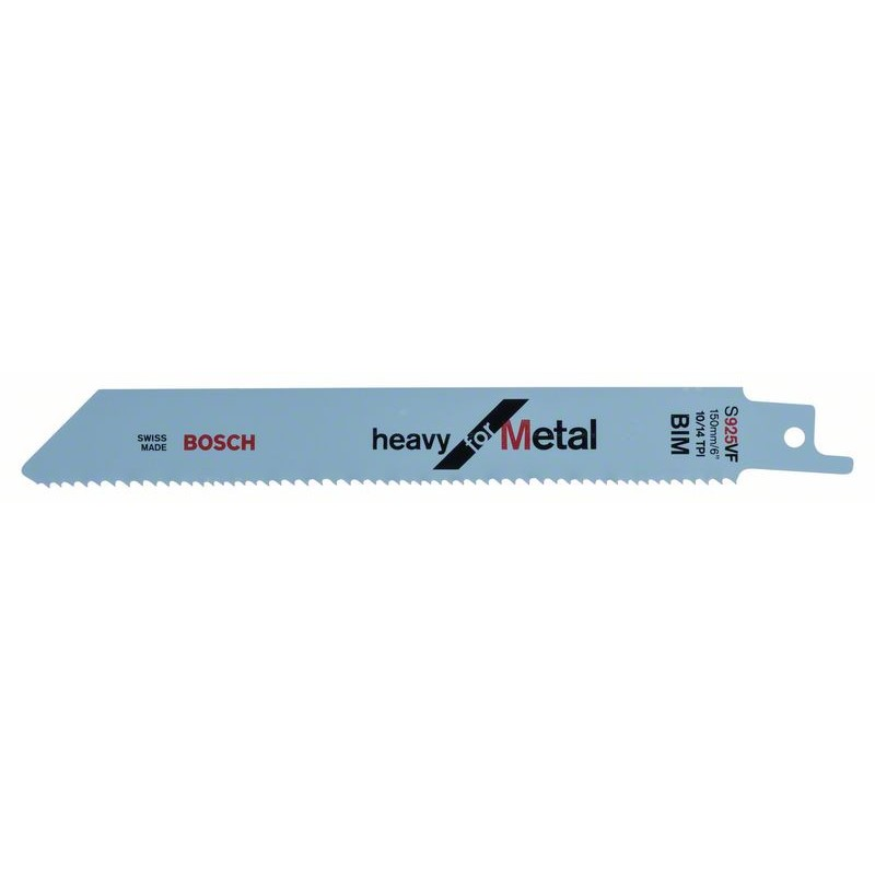 BOSCH-saw Blade Sable S 925 VF Heavy For Metal