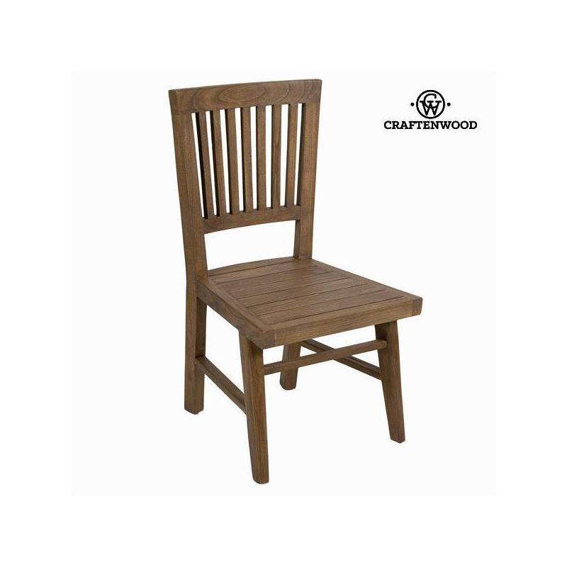 Dining Chair Wood Mindi (95x45x50 Cm)-The Collection Ellegance By Craftenwood