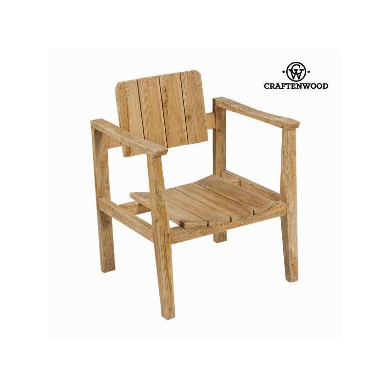 Chair Wood Mindi (80x62x58 Cm)-The Collection Pure Life By Craftenwood