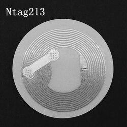 액세스 제어 카드에 대 한 10 Pcs NTAG213 NFC 태그 스티커 키 순찰 레이블 RFID 태그