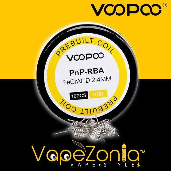 REBUILT COIL PnP RBA VINCI VooPoo 10 Pcs