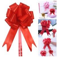 Cintas de lazo para Baby Shower, cintas de lazo para boda, fiesta de cumpleaños, regalo, embalaje para casa, coche, bricolaje, flores, decoraciones de Navidad, 10/30/200 Uds.