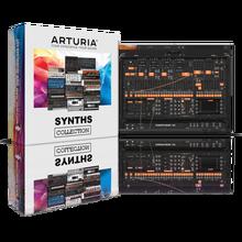 Collection Arturia synth 2021.1, version complète