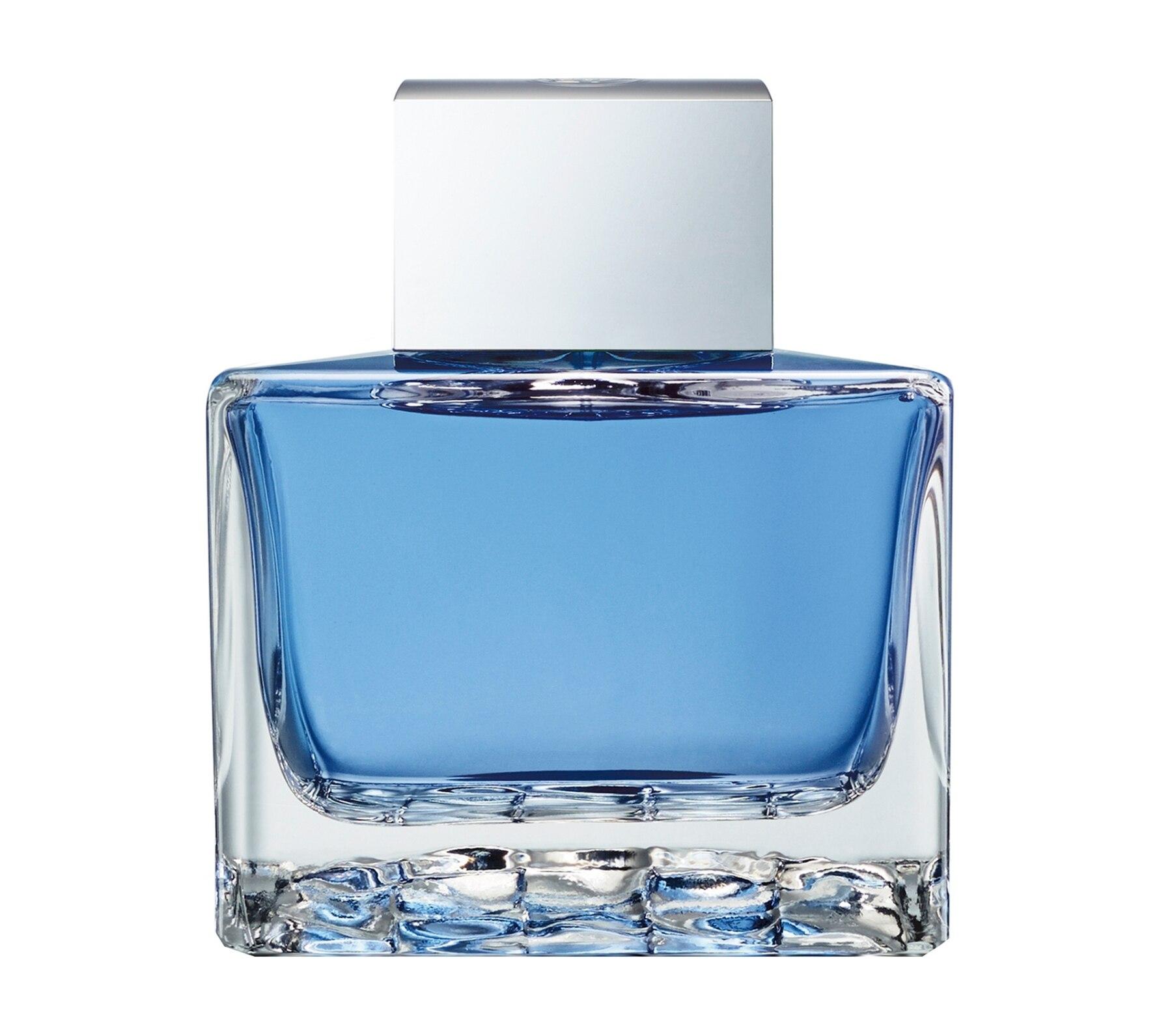 Perfume Antonio Banderas Blue Seduction Man Eau De Toilette 100 Ml