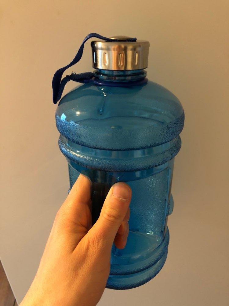 Soffe 2.2L Large Capcity 1/2 Gallon Water Bottle Bpa Free Shaker Protein Plastic Sport Water Bottles Handgrip Gym Fitness Kettle|Water Bottles|   - AliExpress