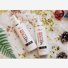 MMK Keratin Set Without Pungent Odor Magic Master Keratin Purifying Shampoo Before Keratin shot keratin shampoo
