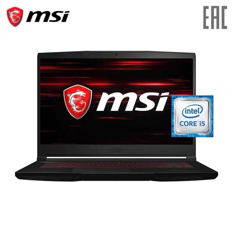 Gaming laptop MSI GF63 15.6