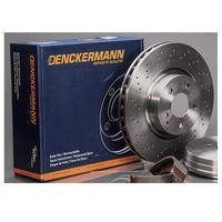 Conjunto de Discos De Freio Denckermann Denb130068|Discos  rotores e hardware| |  -