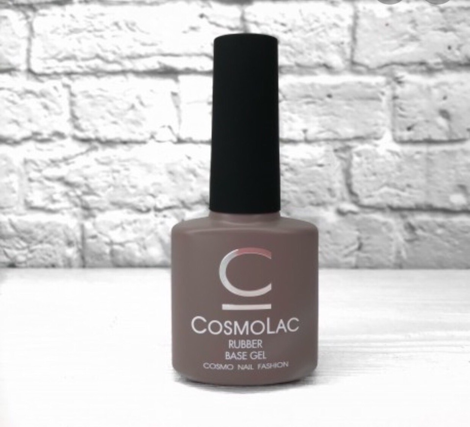 Камуфлирующая Base Cosmolac Cover Base No. 7,5 Ml Pink Beige Base Coat With Color
