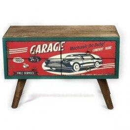Mueble garage vintage