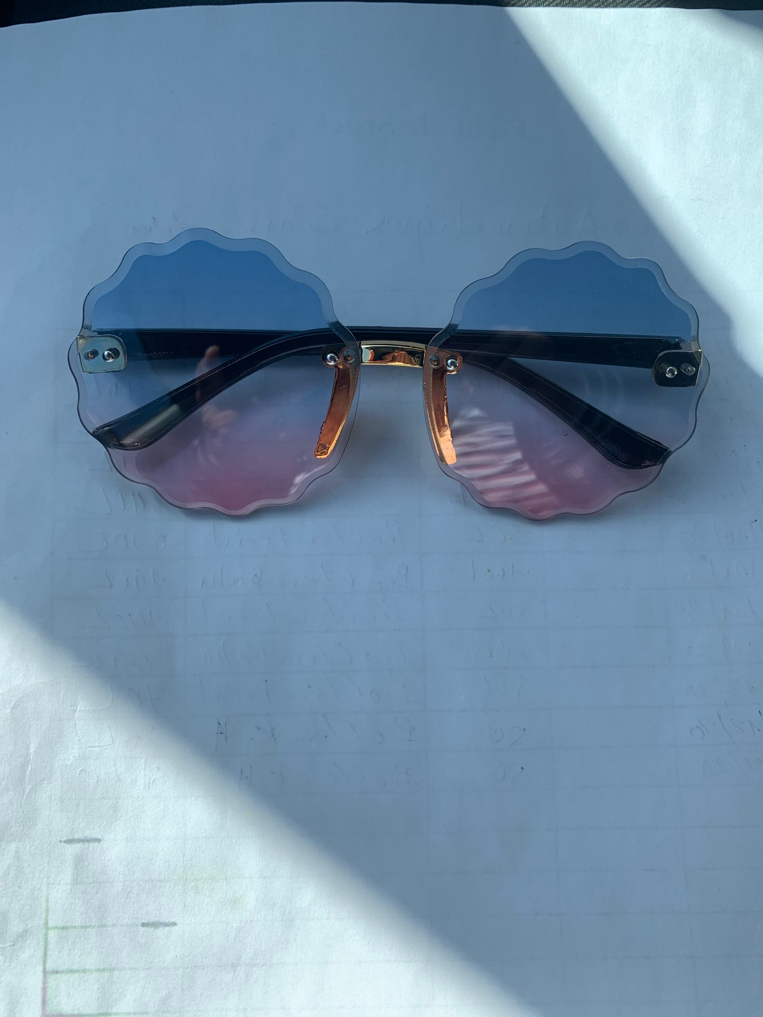 משקפי שמש לילדים דגם 1027 photo review
