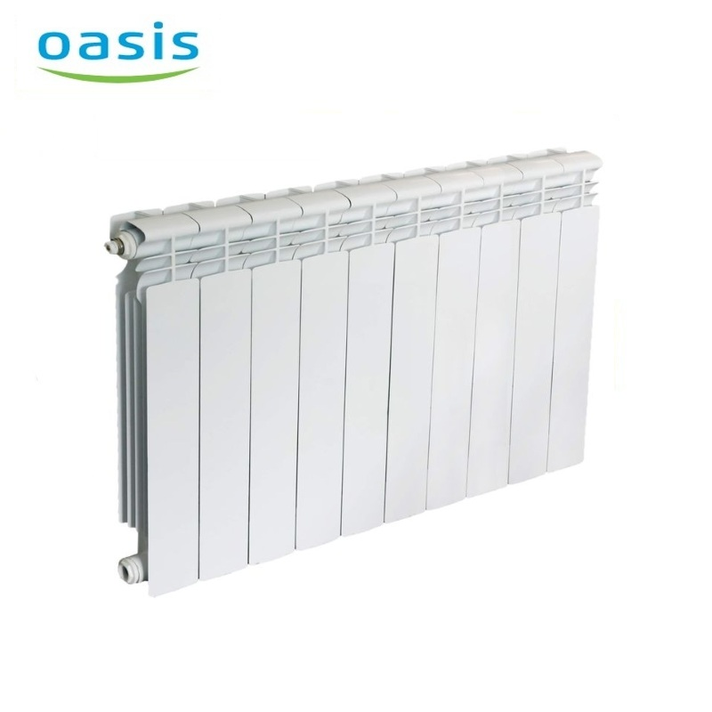 004 Radiator aluminum cast Oasis 350/80/10  air heater heating elements household radiator home energy saving 004 bimetal radiator oasis 500 80 6 electric heater air heater heating elements household radiator home energy saving