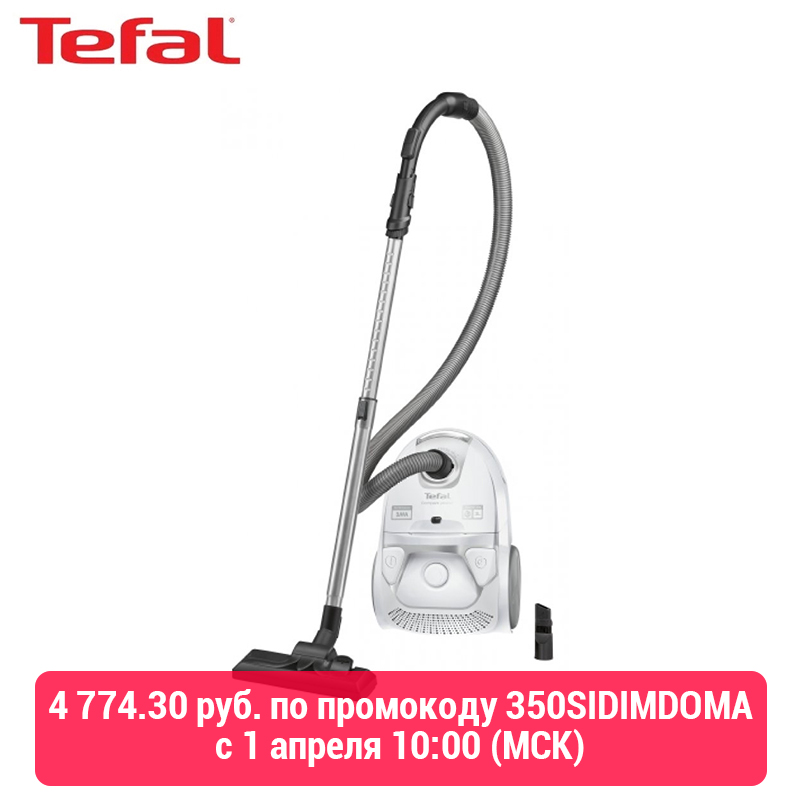 Vacuum Cleaner Tefal Compact Power TW3927 Household Appliances