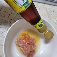 #太太乐鲜鸡汁芝麻香油#梅干菜肉烧饼的做法图解8