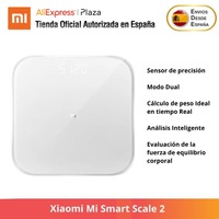 Xiaomi Mi Scale 2, Intelligent Scale, LED Display, Bluetooth, Global and Original Version