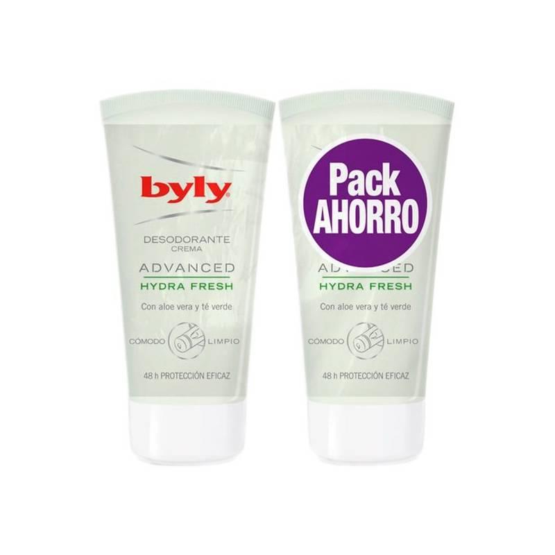 Deodorant Cream Advance Hydra Fresh Byly (2 Pcs)
