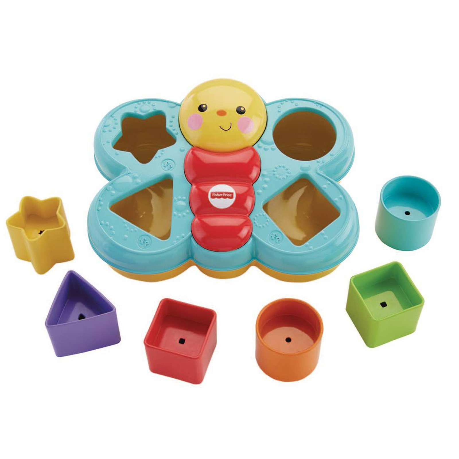 Ebebek Fisher Price Butterfly Shape Sorter