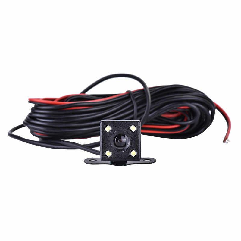 HD Camera Quan Sát Phía Sau Đảo Ngược Đêm Xoay 170 Độ Góc Ghi Hình Bãi Đậu Xe Chống Thấm Nước Màu Sắc Hình Ảnh Video Camera 5 pin