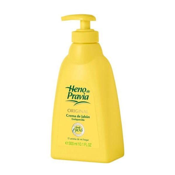 Hand Soap Dispenser Original Heno De Pravia (300 Ml)