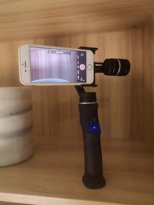 Estabilizador portátil Gimbals Câmera Estabilizador