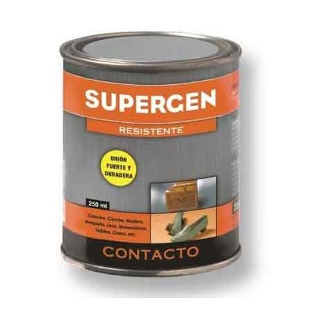 CONTACT GLUE 250 ML BOAT SUPERGEN