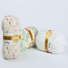 キャンディベビーキティ糸マダムtricote % 100アクリルローププレミアムdıyニット糸子供セーターカーディガンベストパターン化された糸