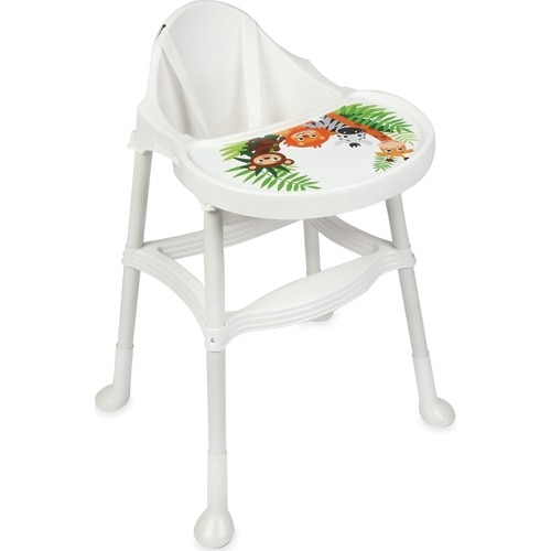 Baby High Feeding Chair Portable Kids Table Foldable Dining Chair Height Multifunctional Food Chair