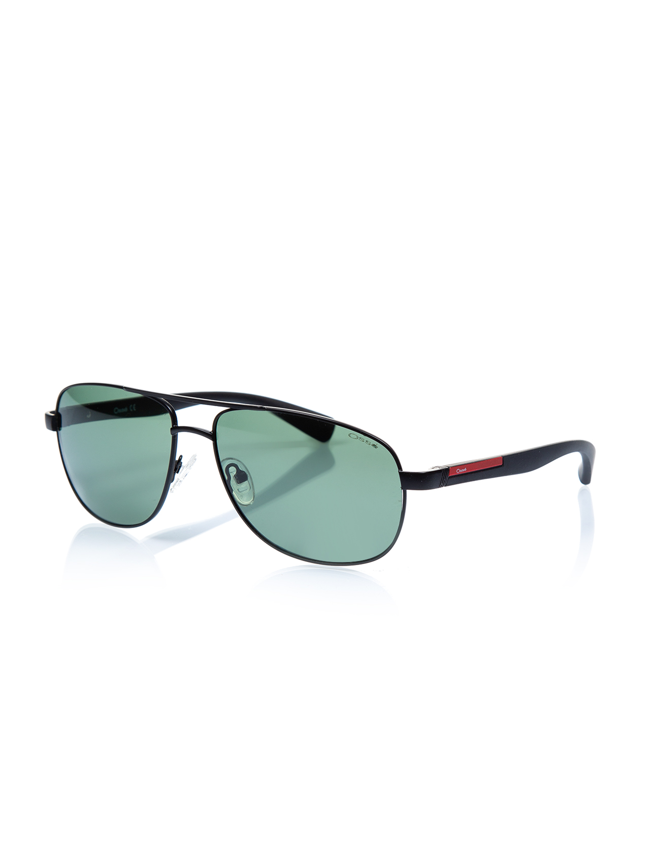 Men's sunglasses os 2466 03 metal black organic square square 59-14-128 osse