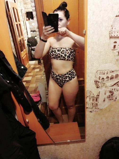 RUUHEE Bandage Bikini Swimwear Women Swimsuit High Waist Bikini Set 2020 Bathing Suit Push Up Maillot De Bain Femme Beachwear|Bikini Set|   - AliExpress